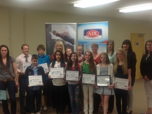 ADL Award Winners 2013