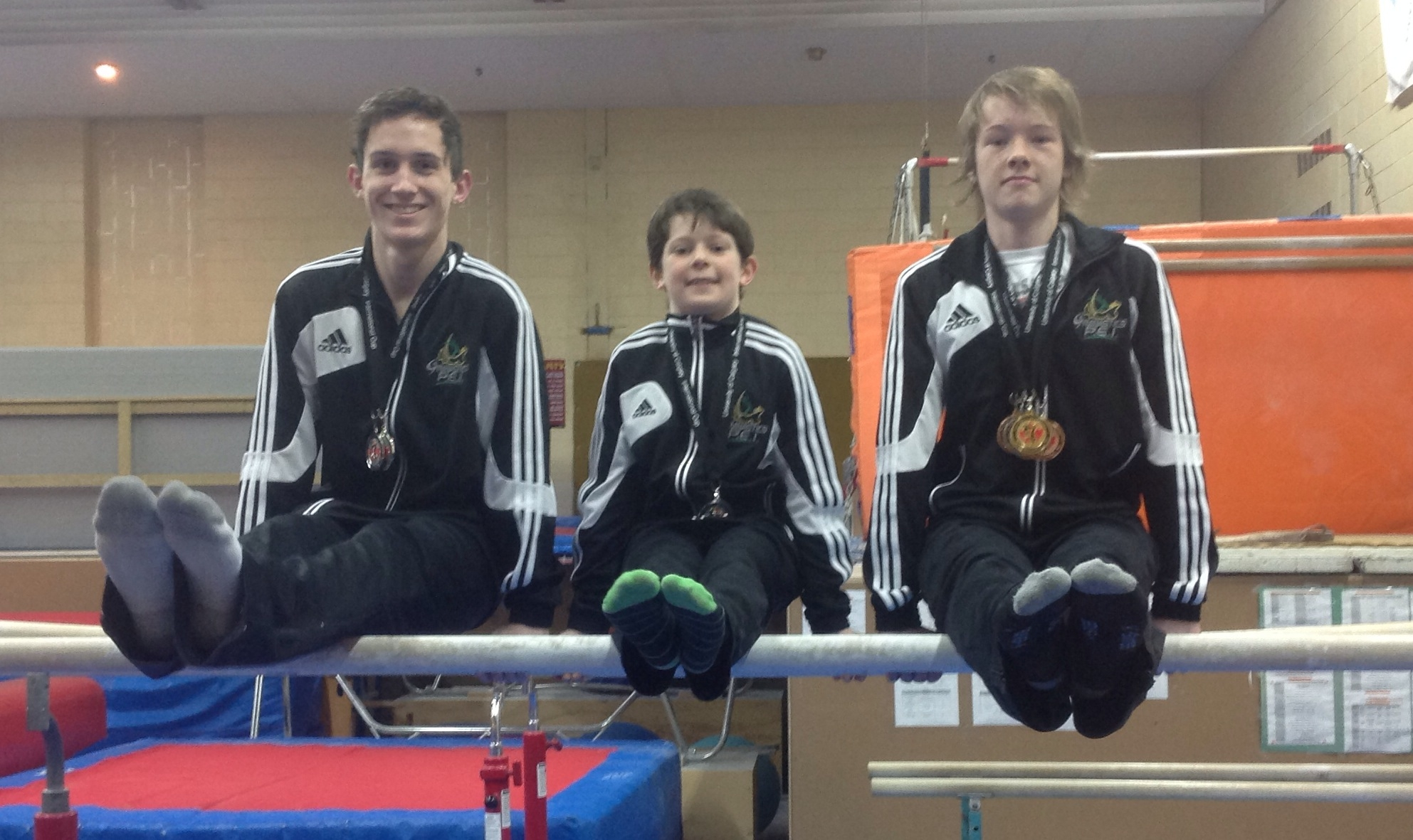 presidential gymnastics meet results 2014