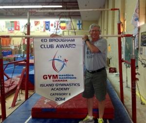 Jim Rand Ed Brougham Award