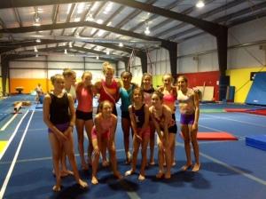 Fundy training camp