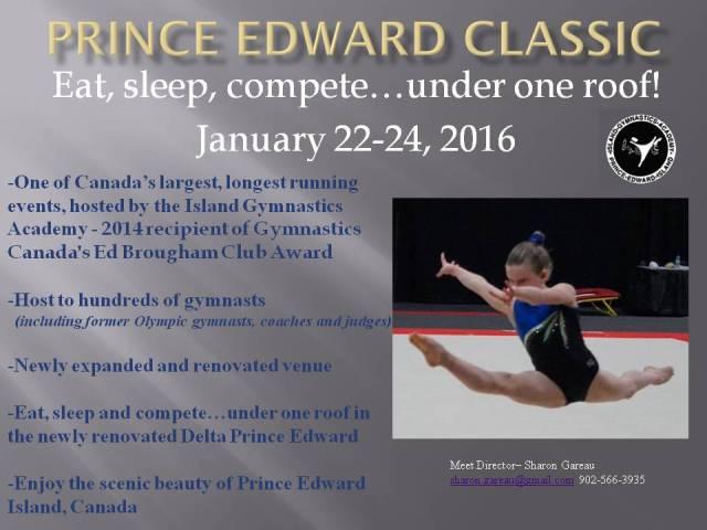 Prince Edward Classic